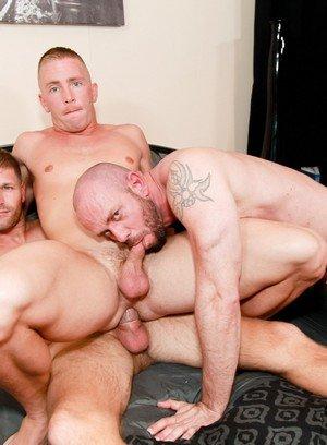 Hot Boy Matt Stevens,Peter Fields,Scott Riley,
