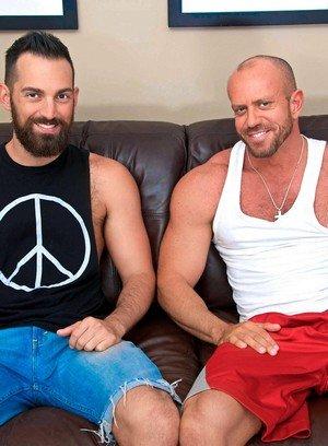 Hot Gay Matt Stevens,Rich Kelly,