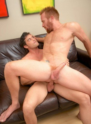 Handsome Guy Steven Ponce,Lance Hart,
