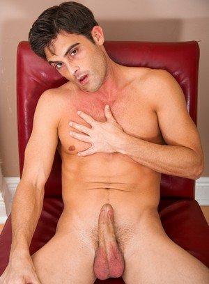Seductive Man Lance Hart,