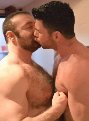 Hot Gay Brad Kalvo,Billy Santoro,