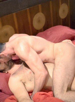 Naked Gay Brad Kalvo,Billy Santoro,
