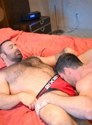 Sexy Dude Brad Kalvo,Billy Santoro,
