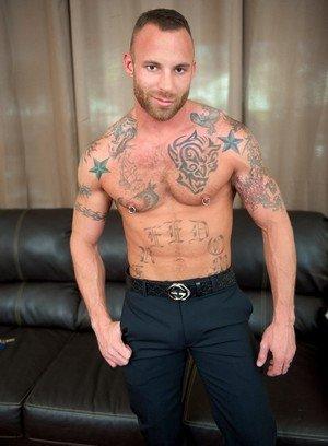 Sexy Dude Derek Parker,