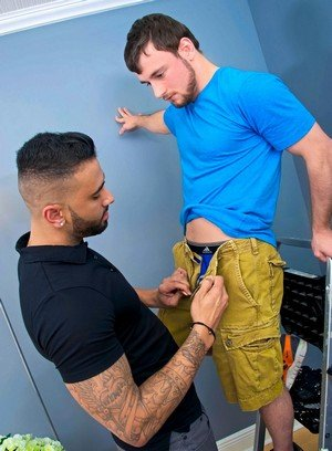 Hot Gay Scott Harbor,Rikk York,