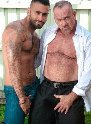 Hot Gay Mickey Collins,Rikk York,