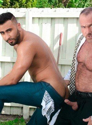 Big Dicked Gay Mickey Collins,Rikk York,