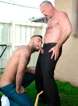 Wild Gay Mickey Collins,Rikk York,