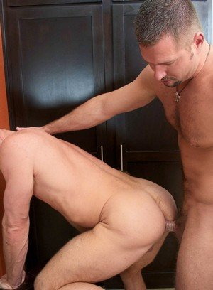 Sexy and confident Andrew Justice,Christopher Daniels,