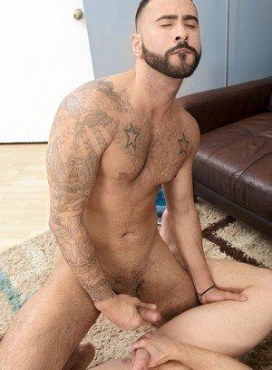 Horny Gay Steven Ponce,Rikk York,