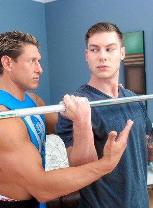 Hot Gay Bryce Evans,Vance Crawford,