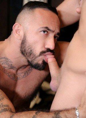 Handsome Guy Alessio Romero,Logan Vaughn,