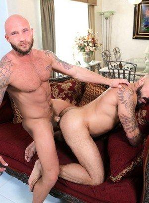 Hunky Gay Alessio Romero,Drake Jaden,