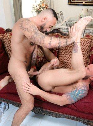 Seductive Man Alessio Romero,Drake Jaden,