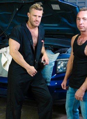Hot Gay Matt Hart,Landon Conrad,