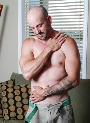 Jay Armstrong Gay Porn Star Pics Stroking Out Huge Nut