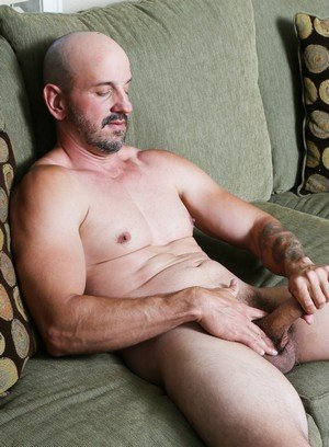 Sexy and confident Jay Armstrong,