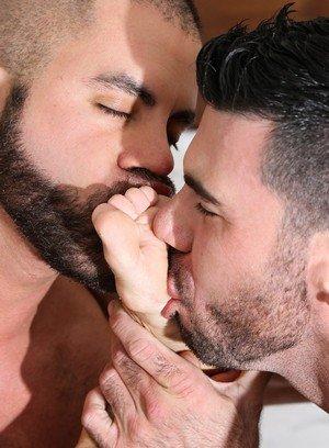 Naked Gay Marcus Isaacs,Billy Santoro,Jr Bronson,