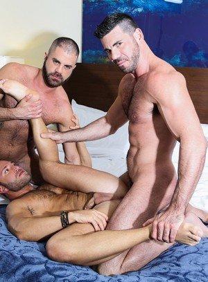 Hunky Gay Billy Santoro,Jr Bronson,Marcus Isaacs,