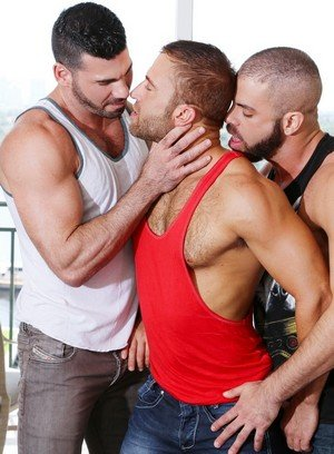 Sexy Dude Billy Santoro,Jr Bronson,Marcus Isaacs,