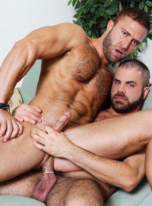Naked Gay Marcus Isaacs,Jr Bronson,