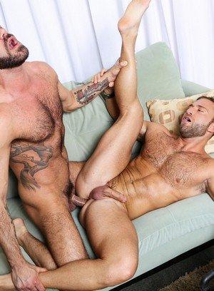 Hunky Gay Marcus Isaacs,Jr Bronson,