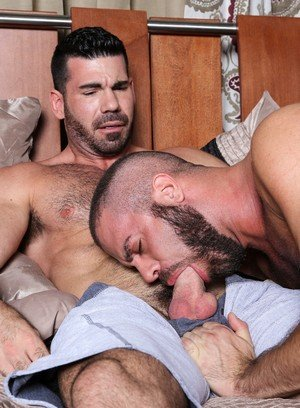 Cock Hungry Dude Marcus Isaacs,Billy Santoro,