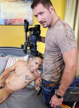 Big Dicked Gay Emanuelk Rosado,Andrew Justice,
