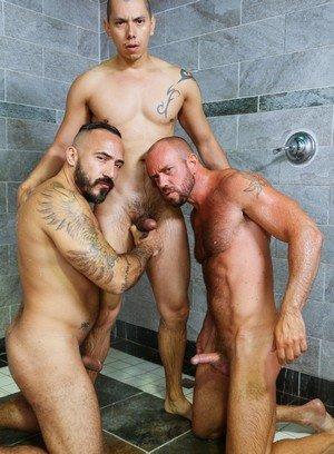 Big Dicked Gay Benjamin Bronx,Matt Stevens,Alessio Romero,