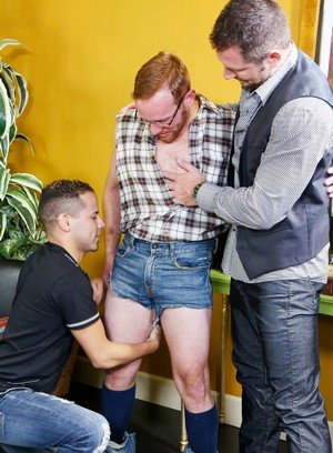 Sexy Dude Steven Ponce,Andrew Justice,Emanuelk Rosado,