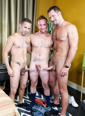 Big Dicked Steven Ponce,Andrew Justice,Emanuelk Rosado,