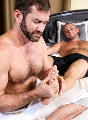 Cute Gay Jake Jennings,Marxel Rios,