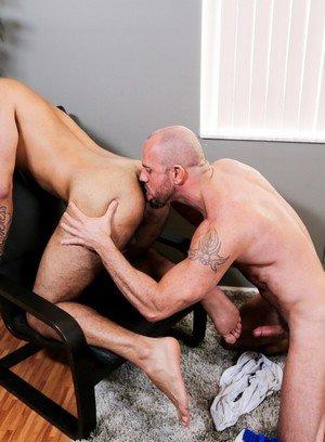 Seductive Man Rikk York,Matt Stevens,