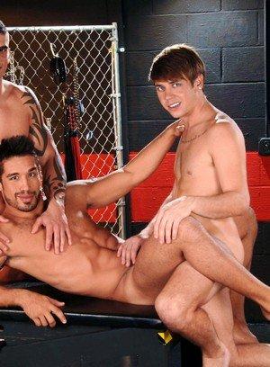 Horny Gay Reed Royce,Tyler Torro,Trey Turner,
