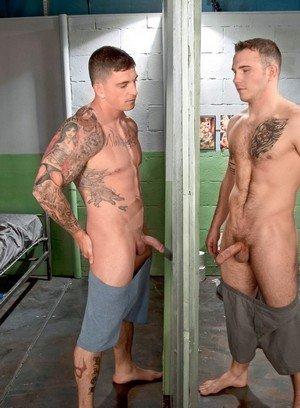 Wild Gay Slate Steele,Cody Carter,