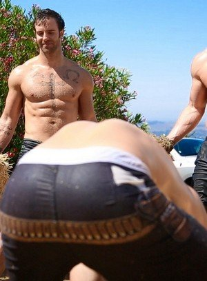 Big Dicked Liam Magnuson,Brandon Bronco,