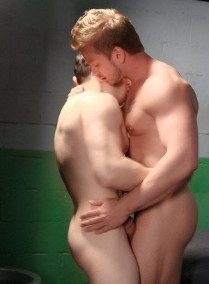 Big Dicked Gay James Huntsman,Dante Martin,