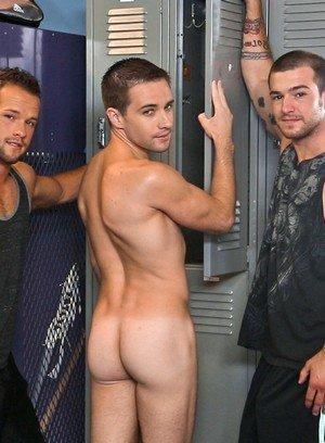 Hot Gay Dylan Knight,Luke Adams,Brandon Bronco,