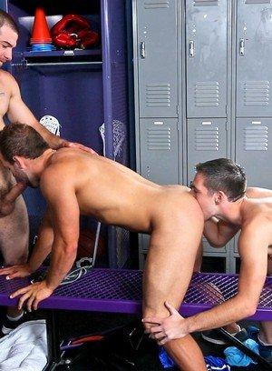 Cute Gay Dylan Knight,Luke Adams,Brandon Bronco,