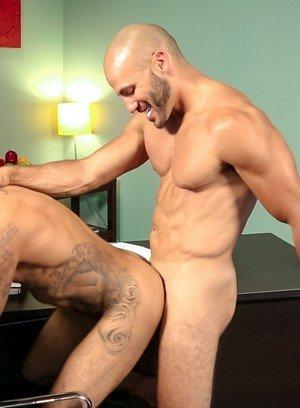 Naked Gay Noah Rods,Riddick Stone,