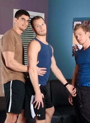 Hot Gay James Huntsman,Kyle Quinn,Tyler Torro,