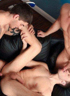 Horny Gay James Huntsman,Kyle Quinn,Tyler Torro,