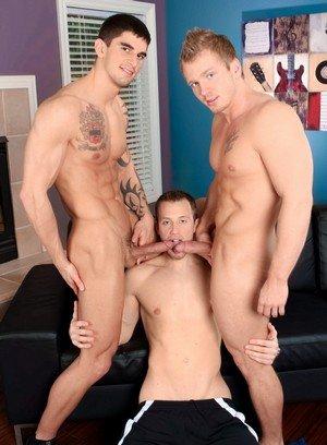Handsome Guy James Huntsman,Kyle Quinn,Tyler Torro,