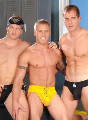 Wild Gay Paul Wagner,Brandon Lewis,