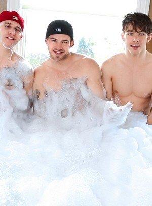 Hot Gay Brandon Bronco,Addison Graham,