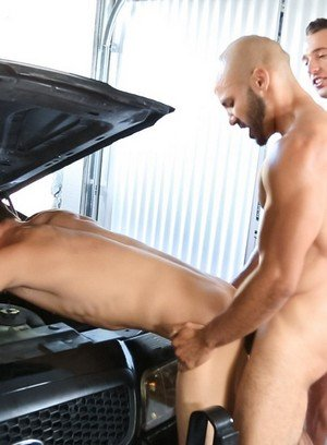 Cock Hungry Guy Riddick Stone,
