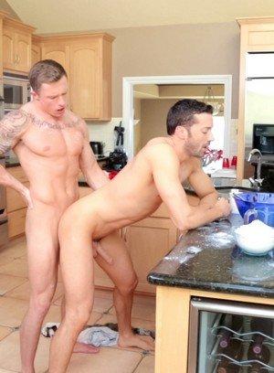 Naked Gay Markie More,