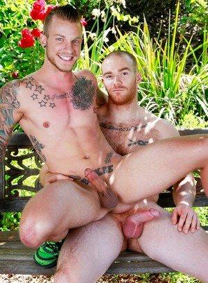 Hunky Gay James Jamesson,Jaxon Colt,