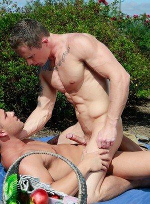 Hot Boy Luke Adams,Markie More,