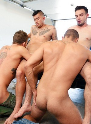 Hot Boy Joey Rico,Jason Maddox,Brock Avery,Alexander Gustavo,